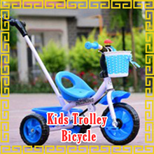 Children Trolley Bicycle/scooter/electric/rechargeable/bicycle/tricycle/3 wheel/electric