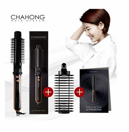 Chahong All-Hit Rolling Styler + Volume Hair roll + Trend book new