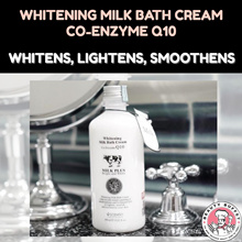 BEST SELLER!! WHITENING! Beauty Buffet Scentio Milk Plus Whitening Milk Bath Cream Co-Enzyme Q10
