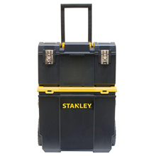 Stanley 3 in 1 Mobile Work Center Tool Cart STST18613 / Made in USA