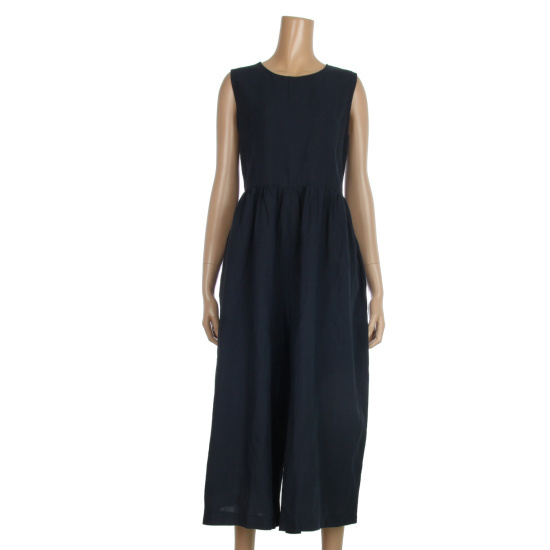 レコブ女性衣類ベーシックリンネンジャンプスーツLU3178JS509X 面ワンピース/ 韓国ファッション