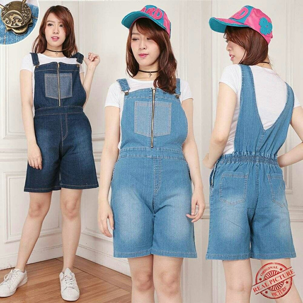 WOMAN JEANS COLLECTION // OVERALL Deals for only Rp130.000 instead of Rp130.000