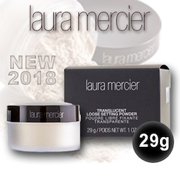 [ 2018 NEW Packaging ] Laura Mercier Loose Setting Powder Translucent 29g