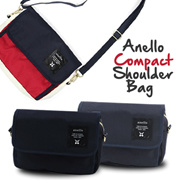 BEST SELLER - ANELLO SHOULDER BAG - SLING BAG Tas Selempang - READY STOCK