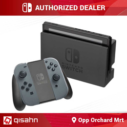 Nintendo Switch Console System // Grey // Neon // Local Set // Local Maxsoft Warranty
