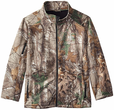 check out 8efc4 5f48b Dunbrooke Apparel NFL Huntsman Realtree Xtra Camoflauge Softshell Jacket
