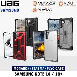 [UAG]UAG Samsung Note10 / 10+ Monarch / Plasma / Plyo Cases (Multi-Series/Designs)