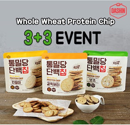 ★NEW★Launching Event★Protein chip 3+3+3 #TONGMILDANG PROTEIN CHIP# 45g 9pack (3 different flavors *3