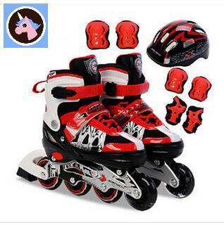 fdc1c83b8b Children skates inline skates adjustable skate skate shoes for men and  women-LHYD-LHX