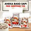 The Best from Baso Yen | Baso Pilihan Enak Kenyal Halal - Baso Polos (15 pcs) / Baso Urat (15 pcs) / Baso Mini (50 pcs)