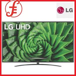 LG 75UN8100PTB UN8100 UHD 4K TV (75inch) 4 Ticks FREE N WALL MOUNT WORTH$288 (75UN8100PTB)