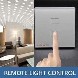 BroadLink Smart Wall Switch timer support *Local Remote Control * Remote Control* Home Automation