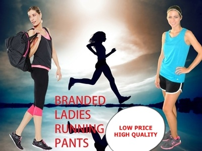 [BIG SALE] Branded Ladies Running Pants / Celana Olahraga Wanita / Best Seller