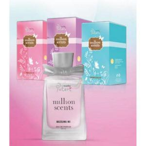 PUTERI EDT SPRAY MILLION SCENT UNFORGETTABLE ME 100ML Deals for only Rp85.000 instead of Rp85.000