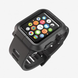 Apple Watch band + Protective shell 42mm
