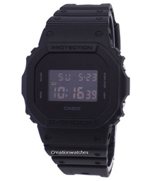 [CreationWatches] Casio G-Shock Digital DW-5600BB-1 Mens Watch