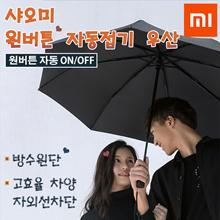 Millet automatic folding umbrella black