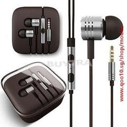 3.5mm In Ear Genuine Piston Earphones Headset Headphones for xiaomi 3 2S 4