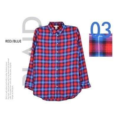 Austin Blue Red