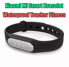 100% Original★Xiaomi Mi Band Smart Miband Bracelet For Android 4.4 IOS 7.0 MI3 M4 Waterproof Tracker Fitness Wristbands Original Box