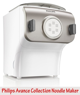 Brand New Philips Avance Collection Noodle Maker HR2365/05 500g 200w 4 shaping discs. Makes various types of Pasta. Local SG Stock and warranty !!