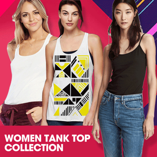 Branded Women Tanktop Deals for only Rp35.000 instead of Rp35.000