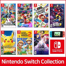 Nintendo Switch Game BEST 30 GAMES Collection ★ SUPER SMASH / POKEMON / SUPER MARIO / ZELDA / YOSHIS