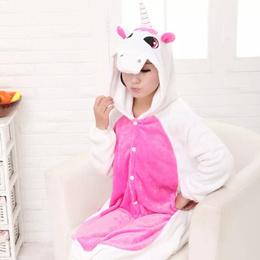[SG SELLER] ★UNISEX★Pink Unicorn★Onesie / Costume / Sleepwear★