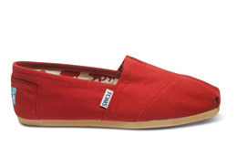 TOMS authentic women classic canvas slips on canvas unisex shoes