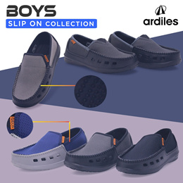 ARDILES ( Free Mobil Remote ) Kids Shoes and Sandals Collection for Unisex / Size 28-38