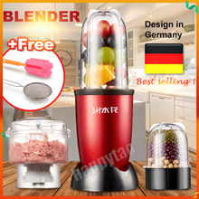 ⚡LOCAL SHIP⚡Blend Ice👍BAP FREE👍Nutri Blender Multifunction Smoothie Juicer/Mixer/Meat Grinder