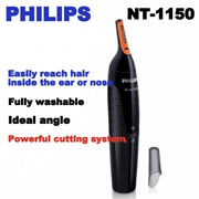 PHILIPS - Waterproof Nose and Ear Trimmer NT1150