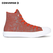 Converse Chuck Taylor All Star ll (Signal Red/Pure Silver/White)