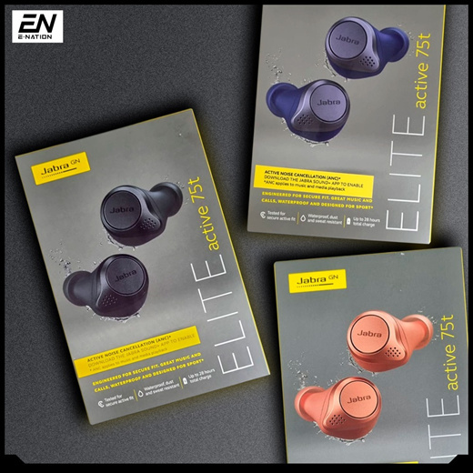 [S$200.00](▼34%)[Jabra]JABRA ELITE 85T / 75T ACTIVE - Best of Jabra True Wireless Earbuds with Local 2 Year Warranty