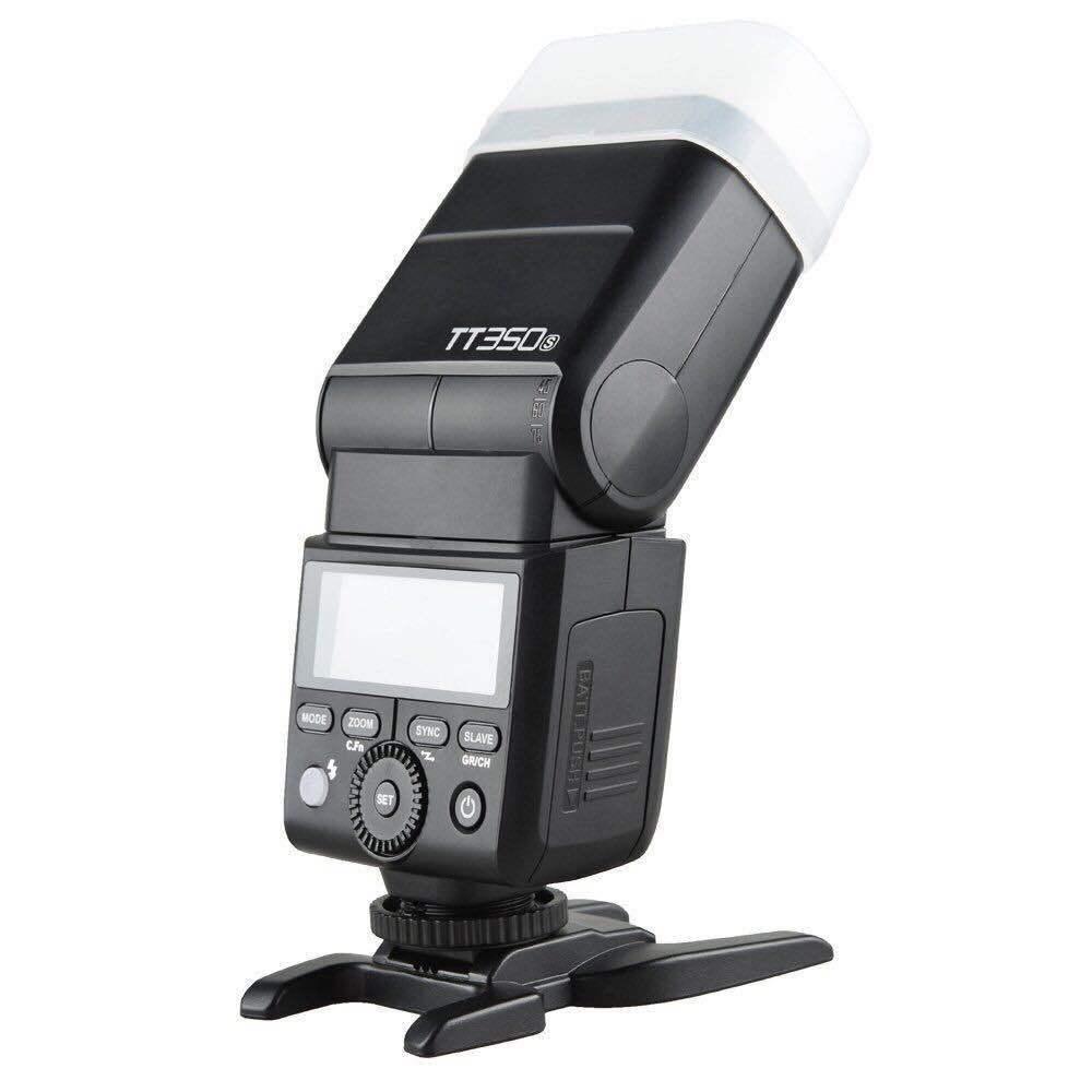 【數位達人】Godox 神牛 TT350 TTL機頂閃光燈 2.4G無線 TT350C TT350N 閃光燈