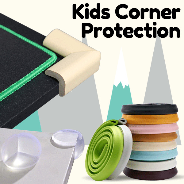Child Safety 1 Edge Stripe/door stop/ Protection Corner Guard/Corner Protection/Door Stopper/Door Deals for only Rp5.500 instead of Rp5.500