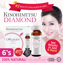 Kinohimitsu Collagen Diamond 5300mg 6s *Award Winning*Radiant Glowing*