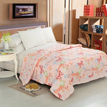 Bed Cover 180x200 Butterfly Moschino
