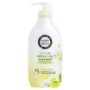 ce5c942150f7d  Skin moisturizing, ck-099  Happy Bath Sensual White Lily Perfume Body  Lotion