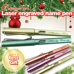 NEW!!!Premium Engraved pen ★Free Engraving★Fountain Ballpoint Pen/Mechanical Pencil/Engraved