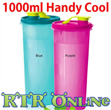 SG Seller ★Authentic TupperWare★ Limited Edition 1L Handy Cool Water Bottle BPA Free