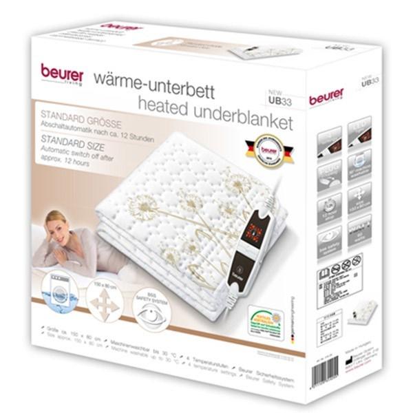 heating underblanket Beurer UB 33
