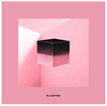 BLACKPINK 1st MINI ALBUM SQUARE UP Pink Ver. 1CD+2PHOTO CARD+1POSTER