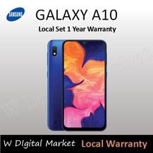 SAMSUNG GALAXY A10 Local Set 1 Year Warranty Mobile Phone Smartphone