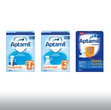 ★ coupon price $ 96 ★ German domestic use! Aptamil Kinder Millish Sleeping Milk 1 + / 2 + 6 bottles / tubes