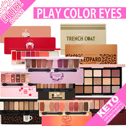 [Etude House] Play Color Eyes /eyeshadow palette/Juice bar/wine party/cherry blossom/peach/caffeine