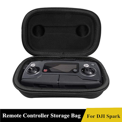 Portable Remote Controller Storage Bag Box Case For DJI Spark Drone Accessories 1711