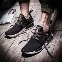 Mens shoes running shoes NMD mastermind JAPAN Runner trend sports shoes / NMDxMMJ
