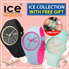 [FREE GIFT WORTH $69] ICE WATCH Ladies Collection  *2 Sizes* *Feminine**Trendy*