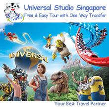 【99 TRAVEL】Universal Studio Singapore Tour  新加坡环球影城之旅